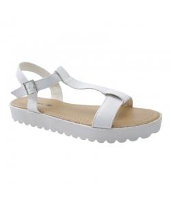 Sandálky biele NIKI