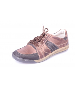Topánky hnedé FOX