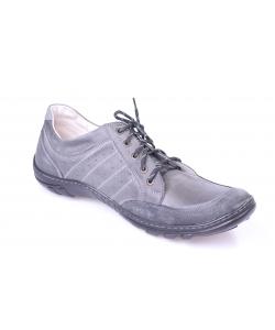 Topánky sivé FOX