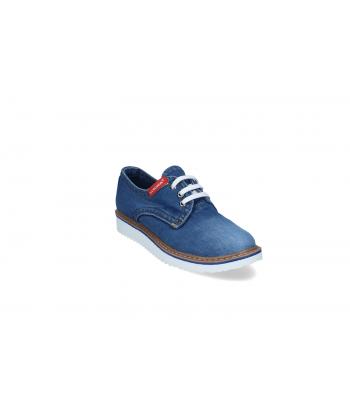 ae7b61da29d63 Denimové topánky LANQIER Denimové topánky LANQIER
