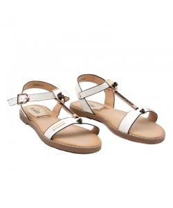 1afb2523fe67 Biele sandálky EVENTO Biele sandálky EVENTO