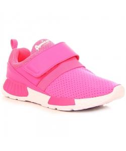 Detské ružové botasky