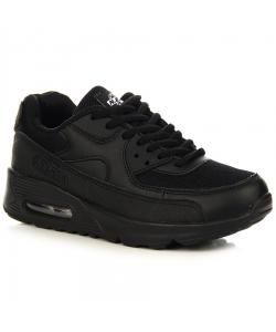 Čierne botasky N.E.W.S