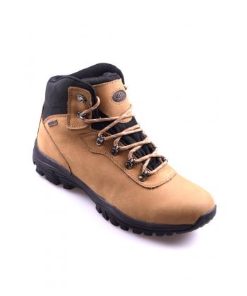 c2a3bec167481 Pánske trekingové topánky hnedé Atletico