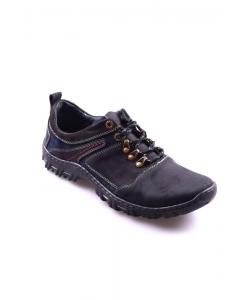 Pánske topánky čierne FOX