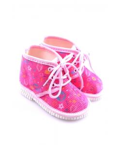 Detské papučky ružové