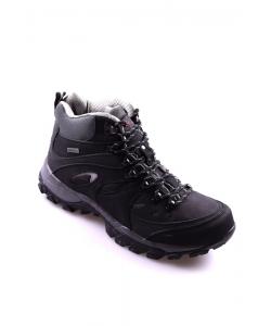 Trekingové topánky čierne VEMONT