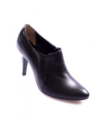 Výpredaj Kotníky čierne Regina efd0a38a499