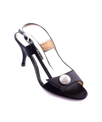 aabaeb2e7f5e Sandále čierne Victoria Delef