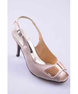 Sandále béžové Victoria Delef