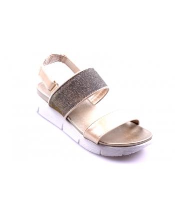 fbbf2e0ab7fe Sandále zlaté INBLU