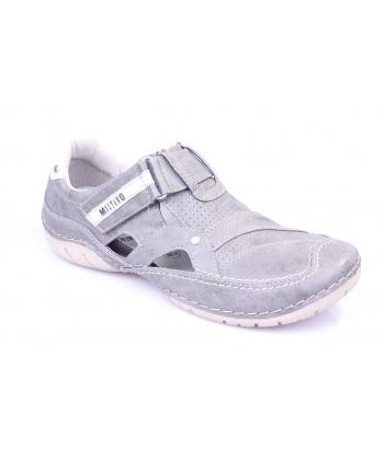Sandále sivé MUSTANG