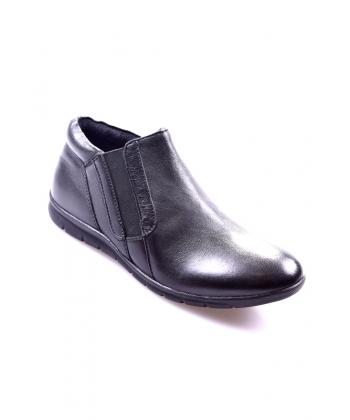 3f60d8773d99a Členkové topánky čierne LANQIER