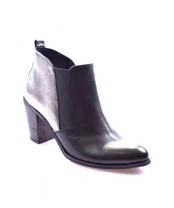 fc81d23871188 Členkové topánky čierne LANQIER