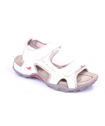 Sandálky biele MUSTANG