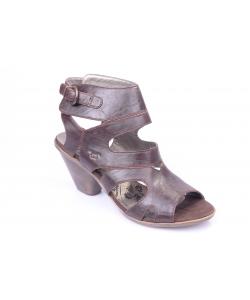 Sandálky hnedé MUSTANG
