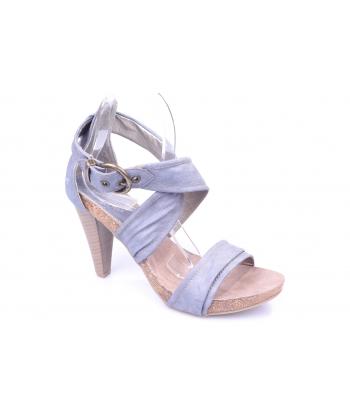 Sandálky modré MUSTANG