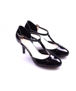 f5d5916c4567 Sandále čierne JOHN GARFIELD Sandále čierne JOHN GARFIELD