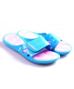 Šľapky modré AXIM