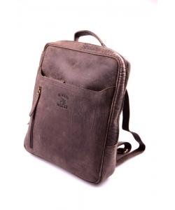 Pánsky hnedý ruksak ALWAYS WILD