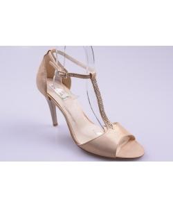 Sandále zlaté La Boda