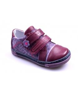 Topánky fialové REN BUT