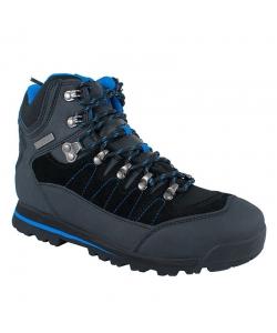 Pánske čierno-modré trekingové topánky