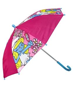 Dáždnik ružový Šmolko