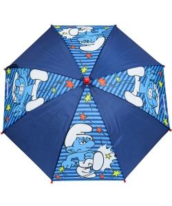 Dáždnik modrý Šmolko