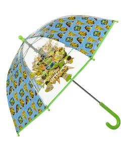 Dáždnik zelený Ninja korytnačka