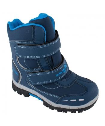 cbcb165114600 Detské modré snehule WOJTYLKO