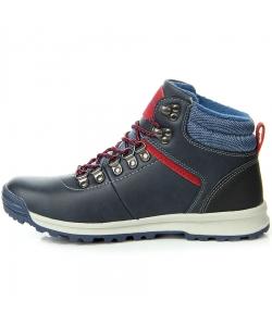 Mládežnícke modré topánky WISHOT