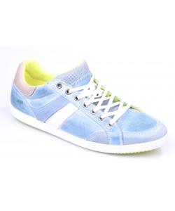 Tenisky svetlo-modré MUSTANG