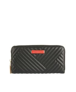 Peňaženka čierna MONNARI