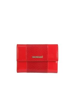 Peňaženka červená MONNARI