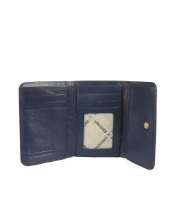 Peňaženka modrá MONNARI