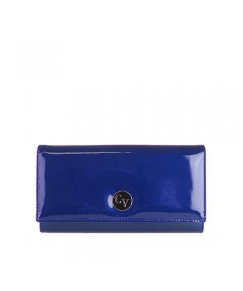 5e2285ee3429 Modrá peňaženka CAVALDI