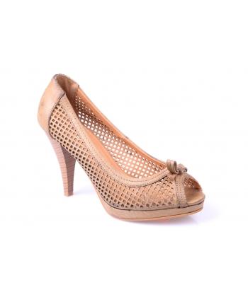 Sandálky hnedé EVENTO