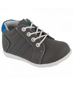 Sivé chlapčenské topánky AMERICAN