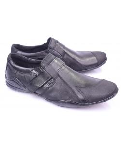 Topánky čierne IGUANA