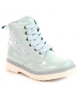 Dievčenské modré topánky AMERICAN