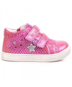 Ružové prechodné topánky AMERICAN