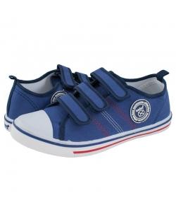 Mládežnícke modré tenisky AXIM