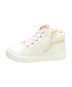 1fd86b3c058eb Členkové topánky biele AMERICAN Členkové topánky biele AMERICAN