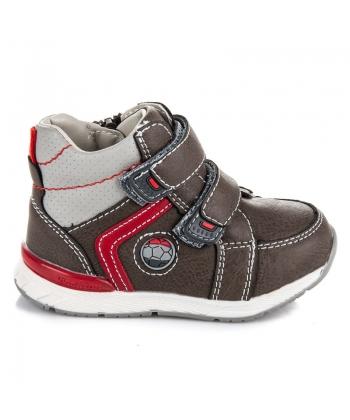 9f636fbb1d1c Členkové hnedé topánky AMERICAN