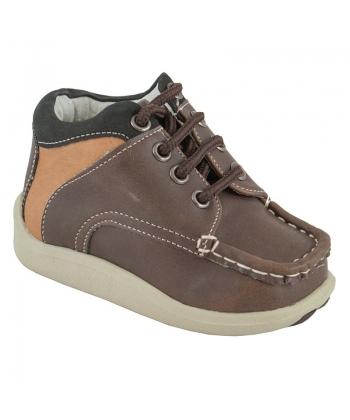 52ebe502d17d Detské topánky hnedé PICCO