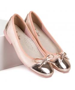 Dievčenské ružové balerínky American