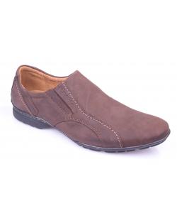 Topánky hnedé IGUANA