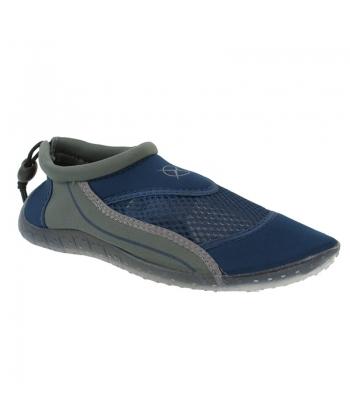 8e2be54f087 Pánske modré topánky do vody Axim