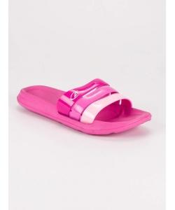 Dámske ružové šľapky American